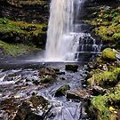 Uldale Force, Cumbria by Dave Lawrance