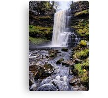Uldale Force, Cumbria Canvas Print