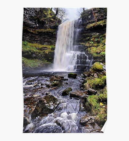 Uldale Force, Cumbria Poster
