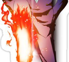 One Piece Black Leg Sanji Sticker