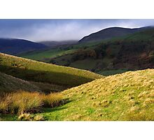 The Howgill Fells - Cumbria Photographic Print