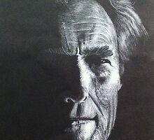 Clint Eastwood by MarightDesign