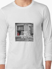 Straight Outta Cole Valley #2 Long Sleeve T-Shirt