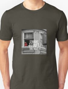 Straight Outta Cole Valley #2 Unisex T-Shirt