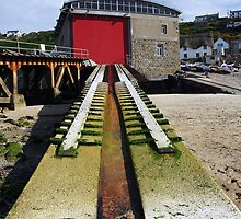 Slipway by Tony Roddam
