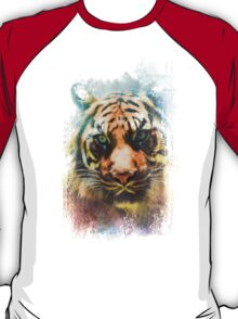 Colorful Expressions Tiger 2 T-Shirt