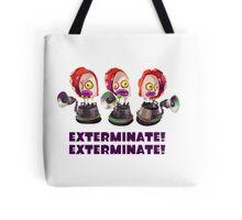 Splatoon! EXTERMINATE, EXTERMINATE! Octobot Tote Bag