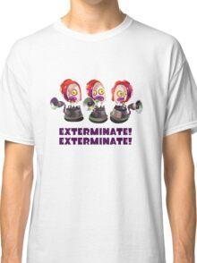 Splatoon! EXTERMINATE, EXTERMINATE! Octobot Classic T-Shirt