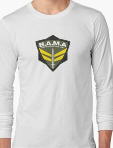 BAMA Rapid Response Unit - Sticker & T-Shirt Long Sleeve T-Shirt