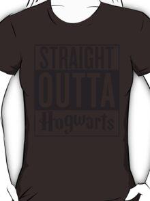 Straight Outta Hogwarts! Harry Potter Compton Mashup Shirt!  T-Shirt