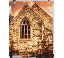 Painted Church iPad Case/Skin