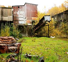 Open-plan Living - Cocking Abandoned Limeworks by Matthew Floyd
