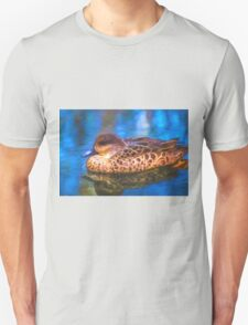 Painted Duck Unisex T-Shirt