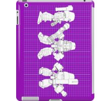Megatron schematic phone iPad Case/Skin