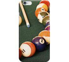 Billiard Curves iPhone Case/Skin