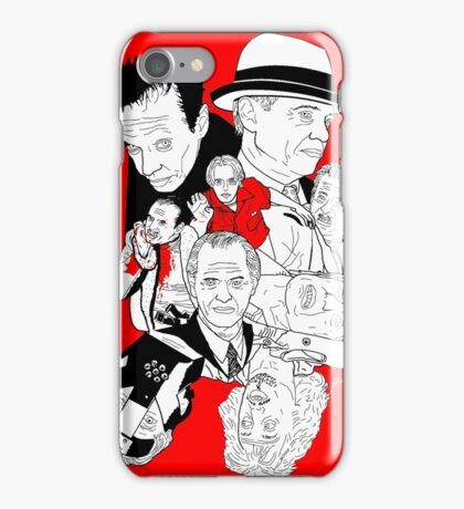 Buscemi Cluster iPhone Case/Skin