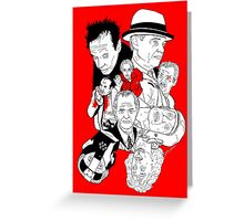 Buscemi Cluster Greeting Card