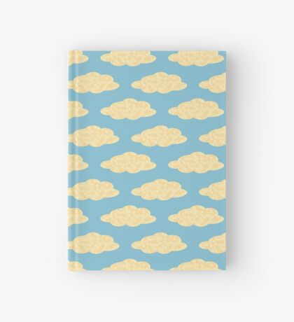 Cloud Hardcover Journal