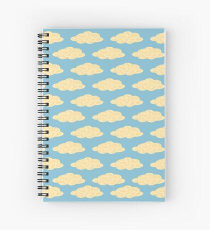 Cloud Spiral Notebook