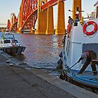 'Maid of the Forth' landing at South Queensferry by embracelife