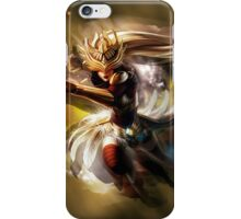 League of Legends - Syndra - The Dark Sovereign  iPhone Case/Skin