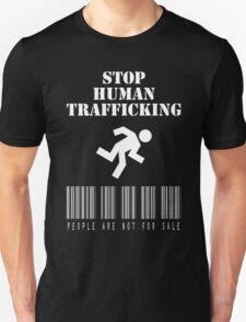 Stop Human Trafficking Unisex T-Shirt