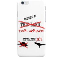 Sudden but Inevitable Betrayal iPhone Case/Skin
