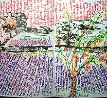 Silent contemplation by Fran Webster