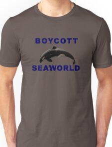 Boycott Seaworld T-Shirt