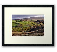 Uldale - Cumbria Framed Print