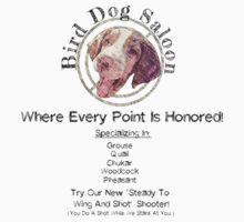 Bird Dog Saloon One Piece - Short Sleeve