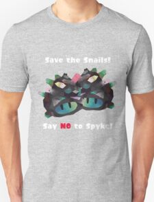 Splatoon! Save the Snails! Unisex T-Shirt