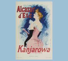 Les Affiches Illustrees 1886 1895 Ouvrage Orne de 64 Ernest Maindron Jules Cheret 1896 0299 Kanjarowa Kids Tee