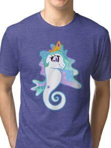 Princess Sealestia, Ruler of Aquastria Tri-blend T-Shirt