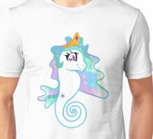 Princess Sealestia, Ruler of Aquastria Unisex T-Shirt
