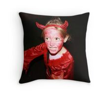 Fright Night Throw Pillow