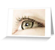 Eye Love You Greeting Card