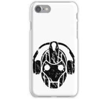 Cyberman Rocks iPhone Case/Skin