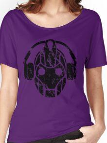 Cyberman Rocks Women's Relaxed Fit T-Shirt