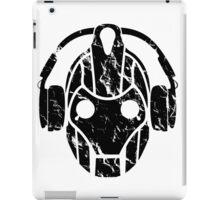 Cyberman Rocks iPad Case/Skin