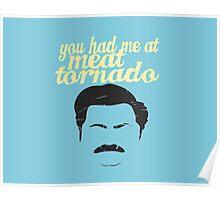 Meat Tornado  Poster