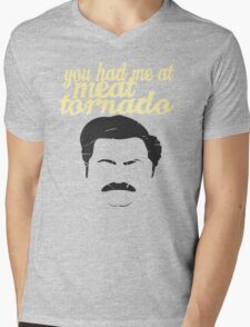Meat Tornado  Mens V-Neck T-Shirt