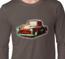 1957 Chevy Truck - Vintage Style Long Sleeve T-Shirt