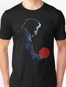 Johnny Cash Red Paddle Unisex T-Shirt