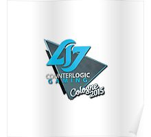 Counter Logic Gaming Cologne 2015  Poster