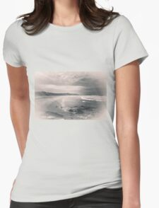 Ocean Womens Fitted T-Shirt