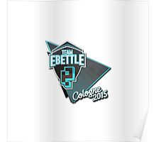 eBettle Cologne 2015 Poster