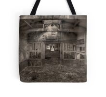 hdr destruction Tote Bag