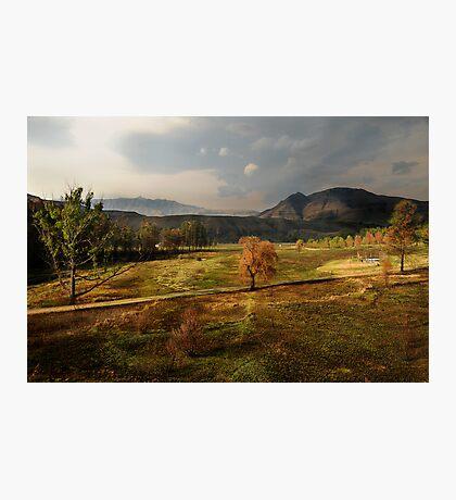 Lake Naverone, South Africa Photographic Print