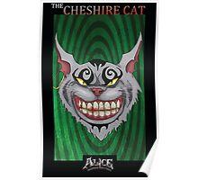 Alice - Cheshire Cat Poster
